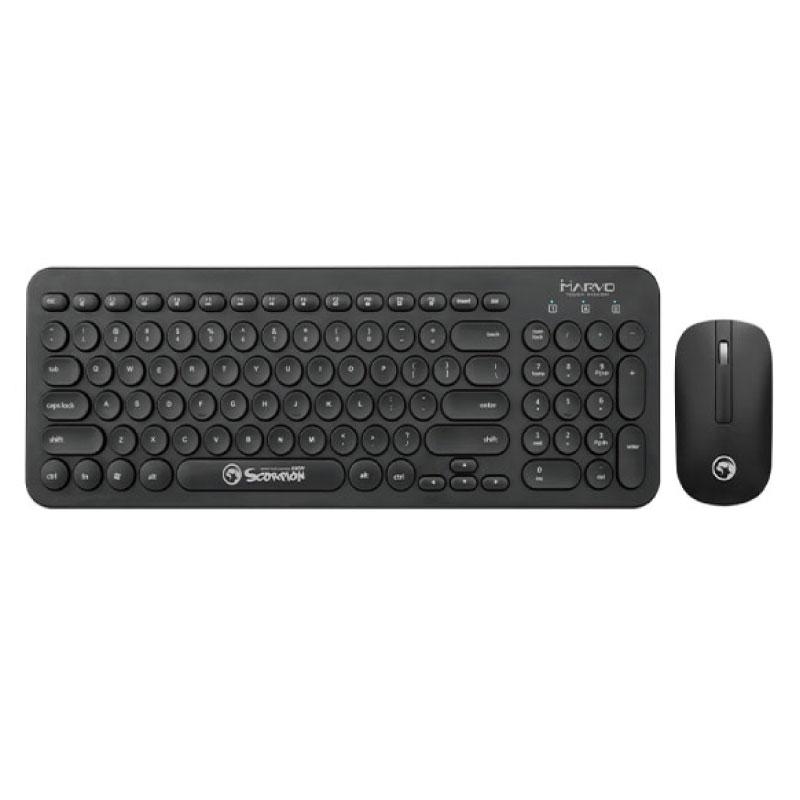 เมาส์และคีย์บอร์ด Marvo KW-514 Keyboard & Mouse