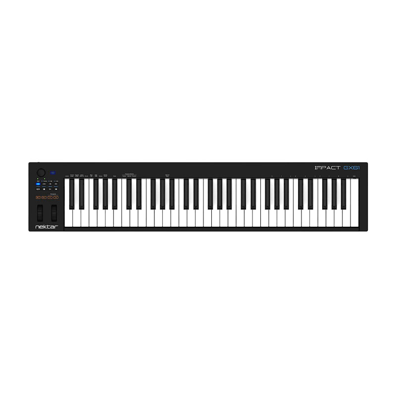 Nektar Impact GX61 MIDI Keyboard