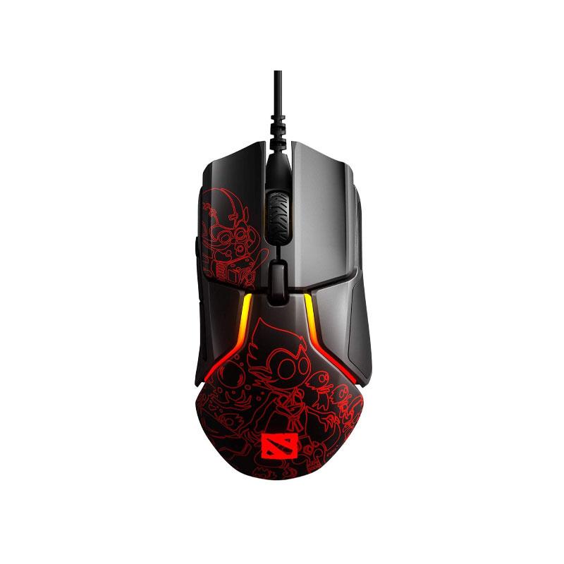 เมาส์ SteelSeries Rival 600 DOTA 2 Edition Gaming Mouse