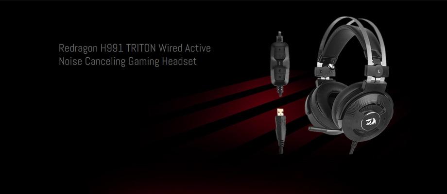หูฟัง Redragon RD-H991 Headphone สเปรค ราคา