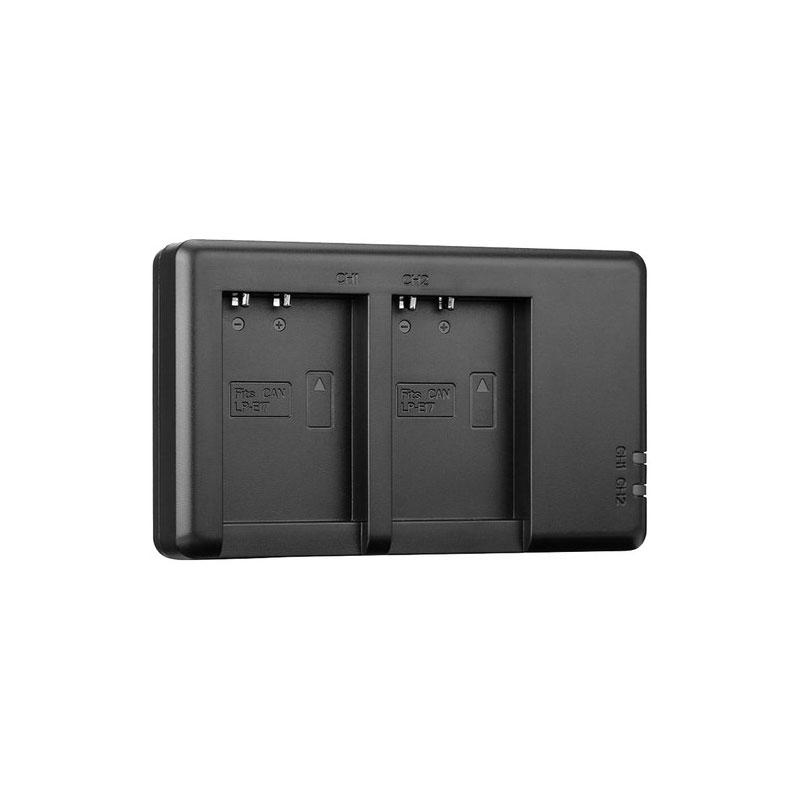 Saramonic SR-VML5C Dual Battery Charger for VmicLink5 & VmicLink5 HiFi