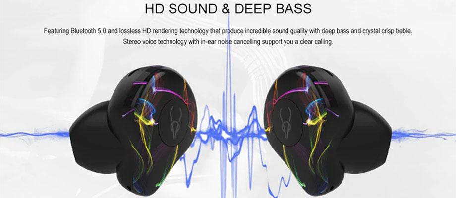 หูฟังไร้สาย Mpow T5 True Wireless ดีไหม