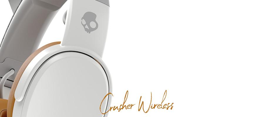 หูฟังไร้สาย SkullCandy Crusher Wireless Headphone ขาย