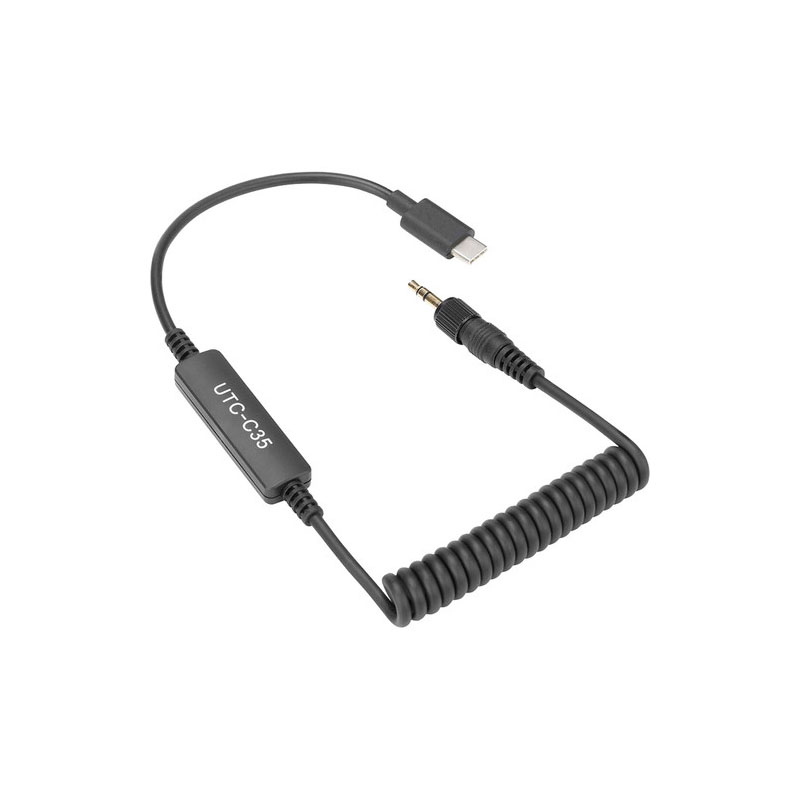 Saramonic UCT-C35 TRS TO Type-C Microphone Cable audio adapter