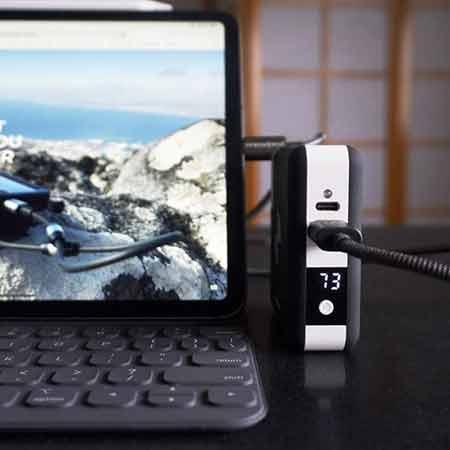 หัวชาร์จ Fuse Chicken Universal travel charger USB A,C Wireless Charging ราคา
