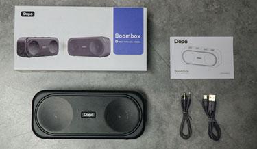 ลำโพง Dope Boombox Speaker ภายในกล่อง