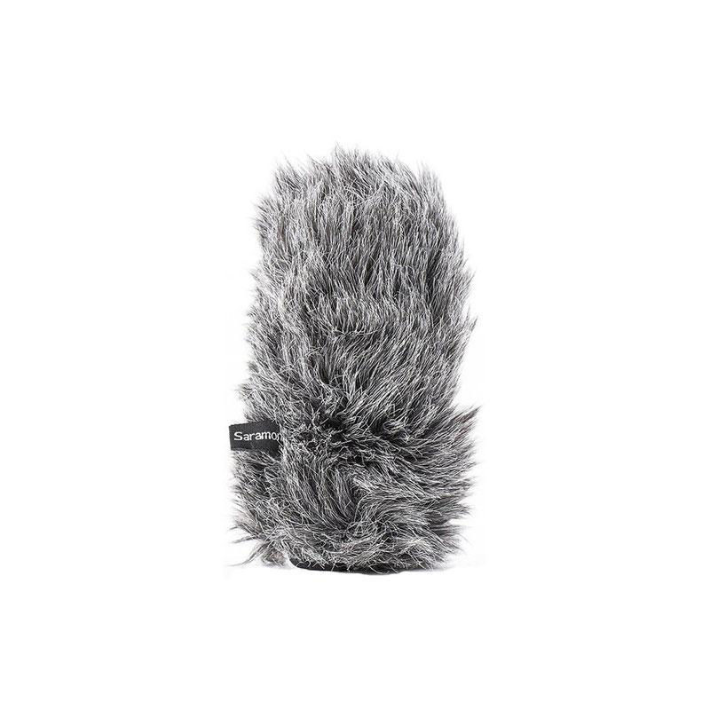 Saramonic VMIC-WS Furry outdoor microphone windscreen muff for Vmic & Vmic Recorder