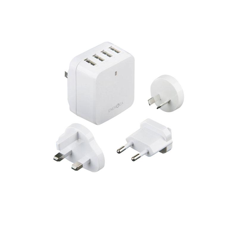 หัวแปลง Energea Wall Charger Travel World 6.8A 4 USB ซื้อ