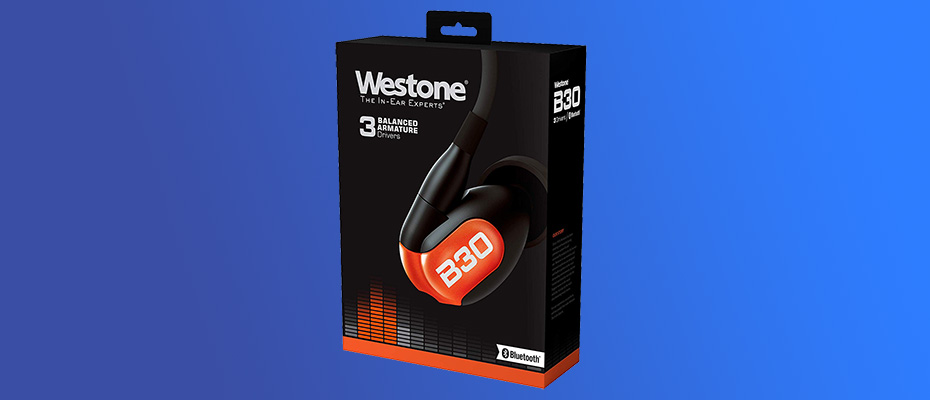 WESTONE B30 Ear Phones In-Ear