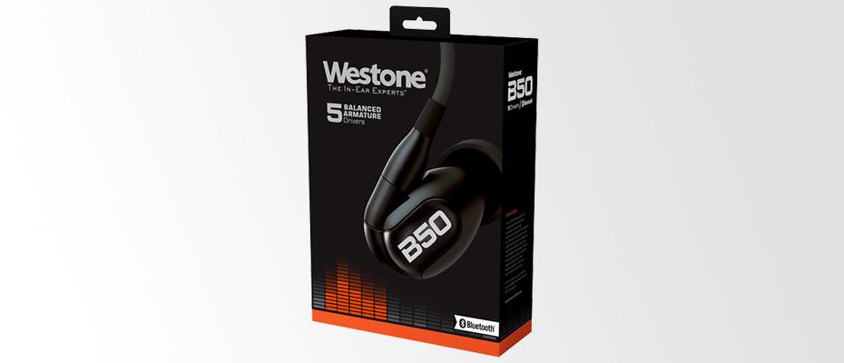 หูฟัง Westone B50 Ear Phones In Ear