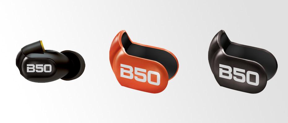 WESTONE B50 Ear Phones In-Ear