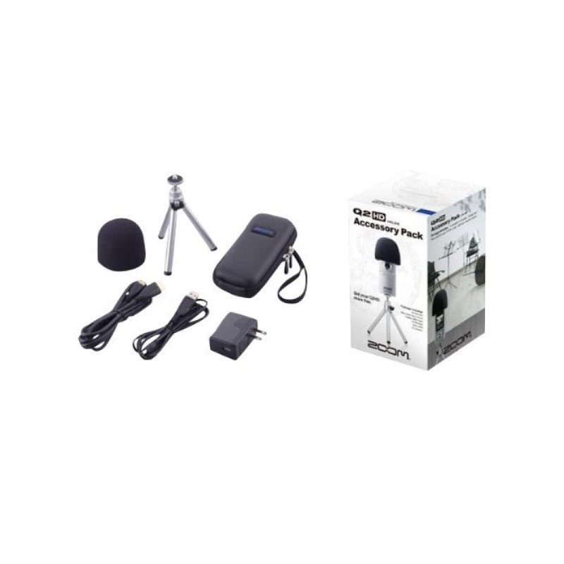 Zoom APQ-2HD Accessory Pack for Zoom Q2HD