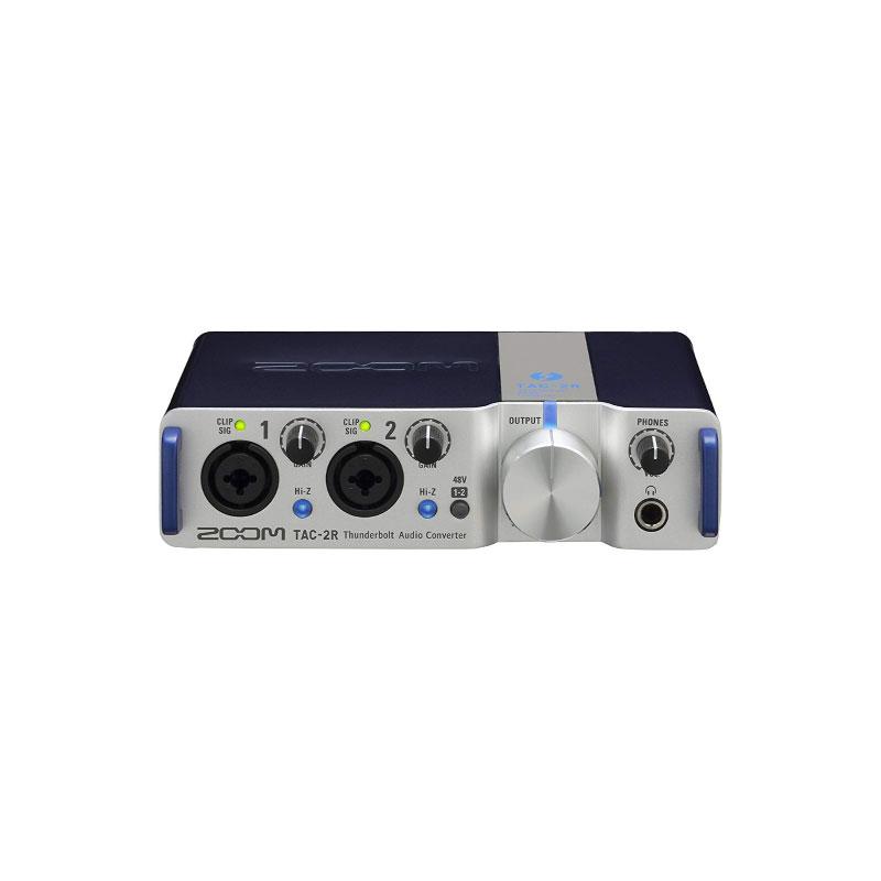 Zoom TAC-2R - Thunderbolt Audio Interface