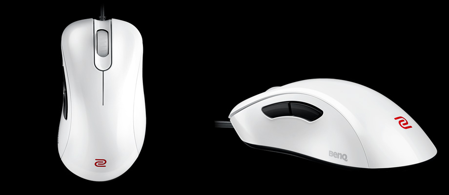 Zowie EC1-A Series White Special Edition Gaming Mouse รีวิว