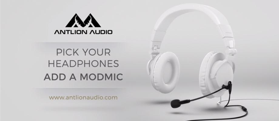 ไมโครโฟน Antlion ModMic 5 Microphone รีวิว