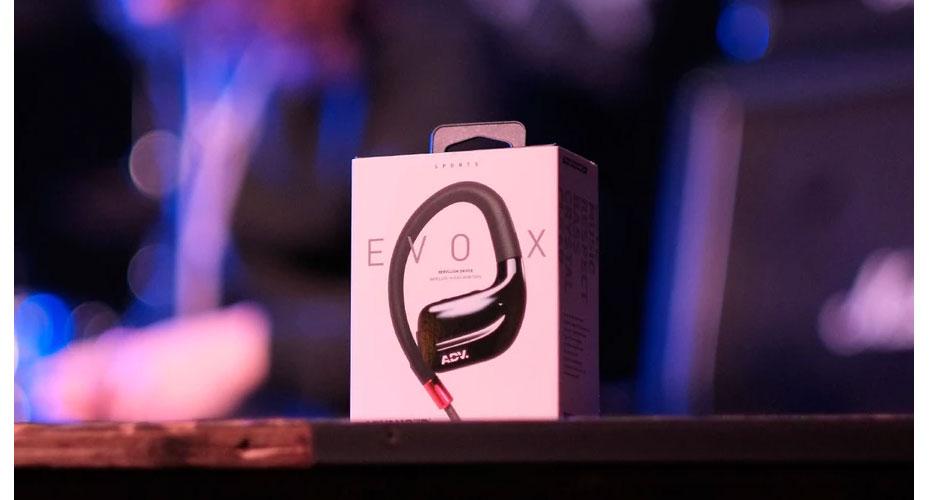 หูฟังไร้สาย Advanced Evo X Wireless In-Ear ราคา