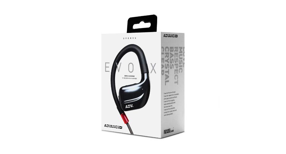 หูฟังไร้สาย Advanced Evo X Wireless In-Ear ขาย