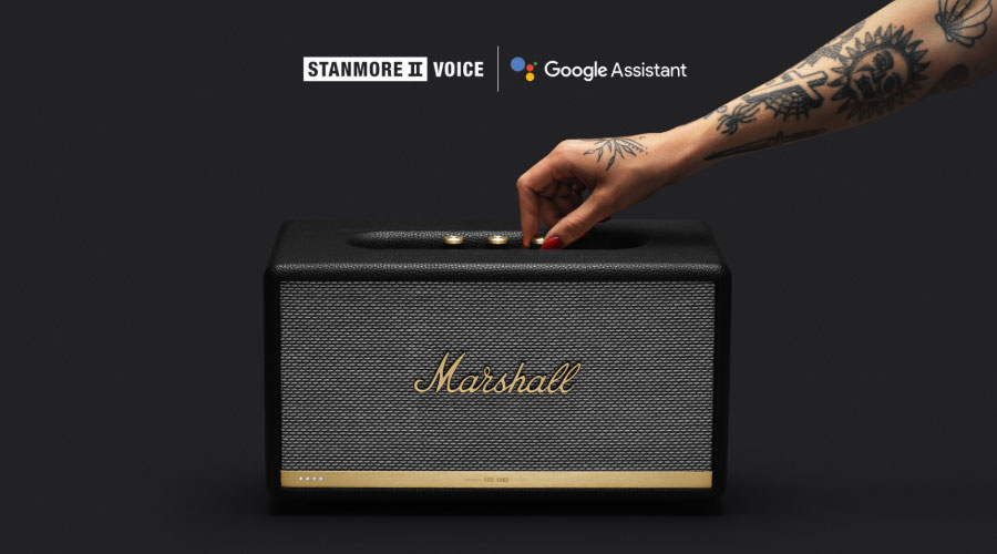 ลำโพง Marshall Stanmore II Voice Bluetooth Speaker ซื้อ