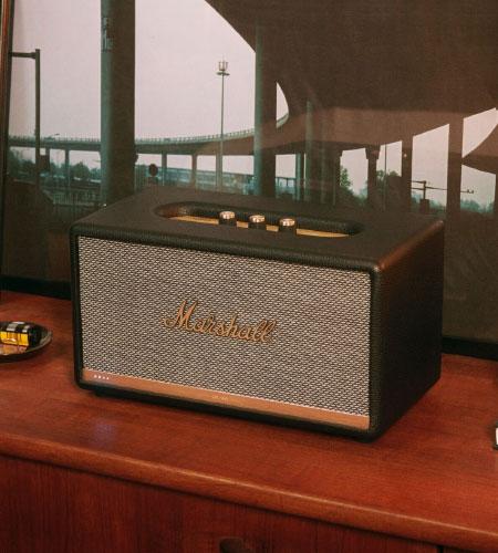ลำโพง Marshall Stanmore II Voice Bluetooth Speaker เสียงดี