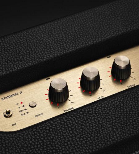 ลำโพง Marshall Stanmore II Voice Bluetooth Speaker คุ้มค่า