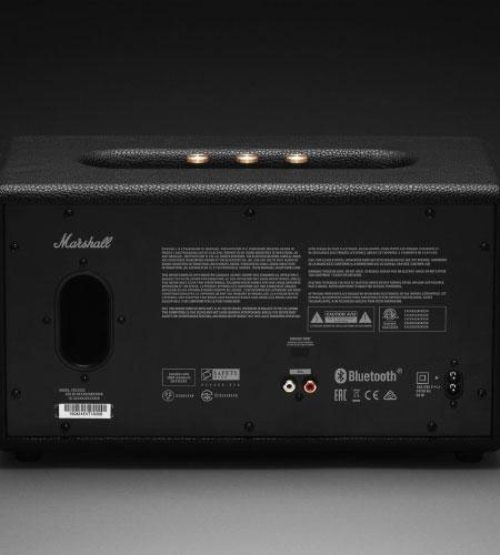 ลำโพง Marshall Stanmore II Voice Bluetooth Speaker เบสหนัก