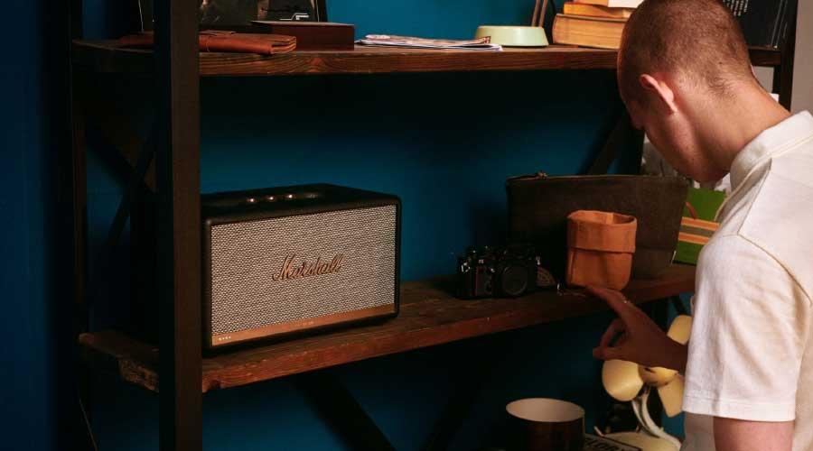 ลำโพง Marshall Stanmore II Voice Bluetooth Speaker ขาย