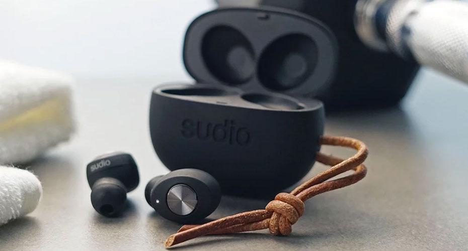 หูฟังไร้สาย Sudio Tolv True Wireless เสียงดี