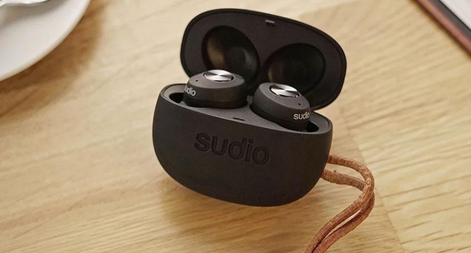 หูฟังไร้สาย Sudio Tolv True Wireless ขาย