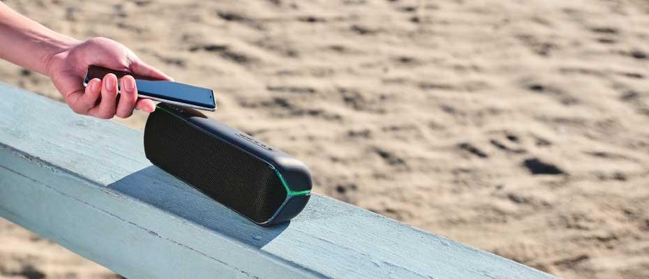 ลำโพง Sony SRS-XB32 Bluetooth Speaker ซื้อ