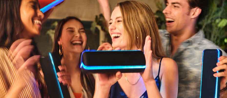 ลำโพง Sony SRS-XB32 Bluetooth Speaker ขาย