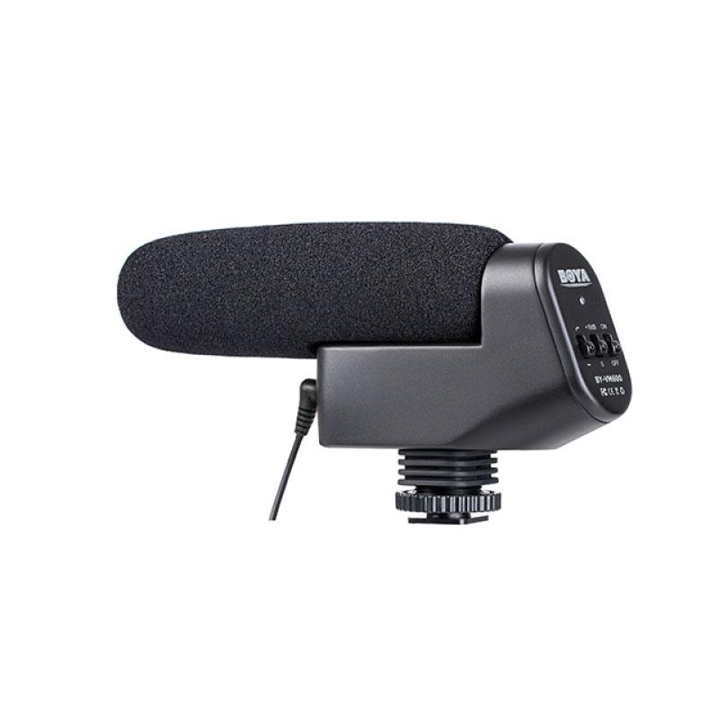 BoyaBY‐VM600ShotgunMicrophone