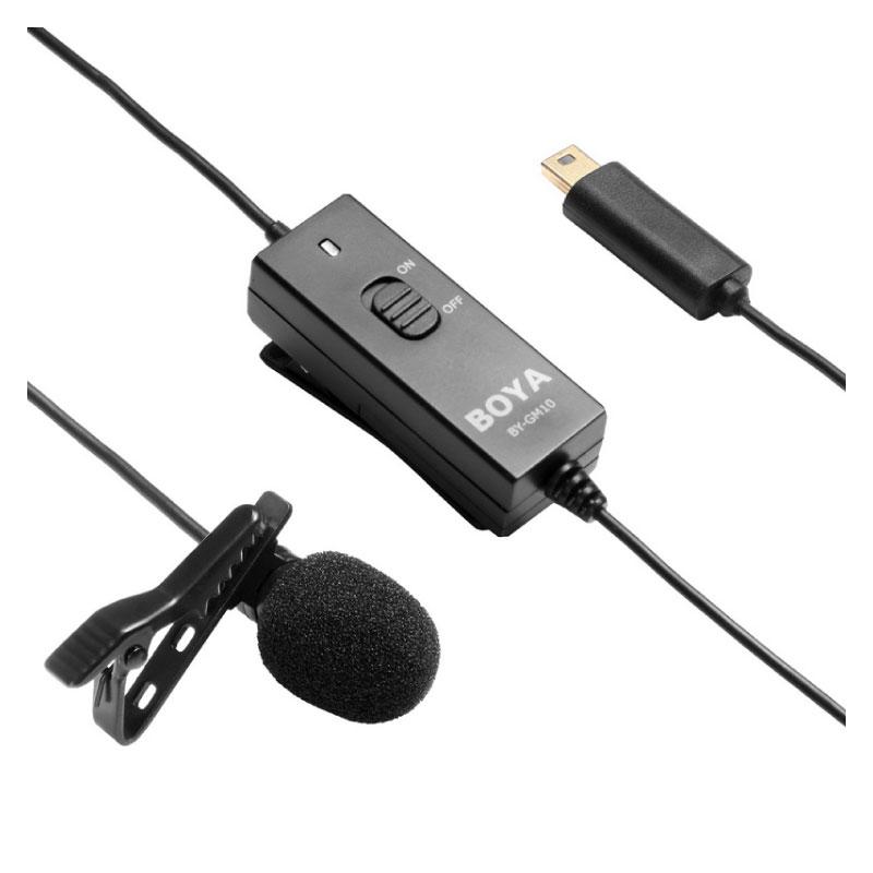 BoyaMicrophoneforGoProBY‐GM10