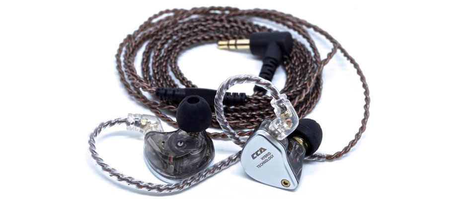 หูฟัง CCA A10 In-Ear ซื้อขาย