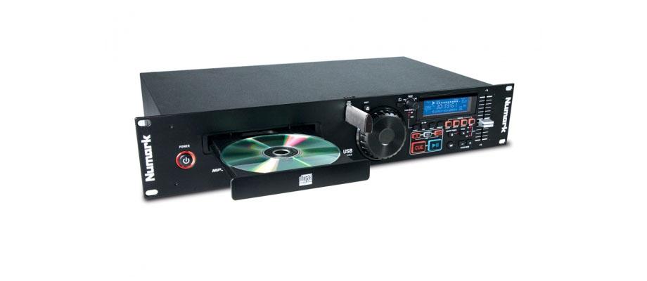 เครื่องเล่น CD Numark MP103USB รีวิว