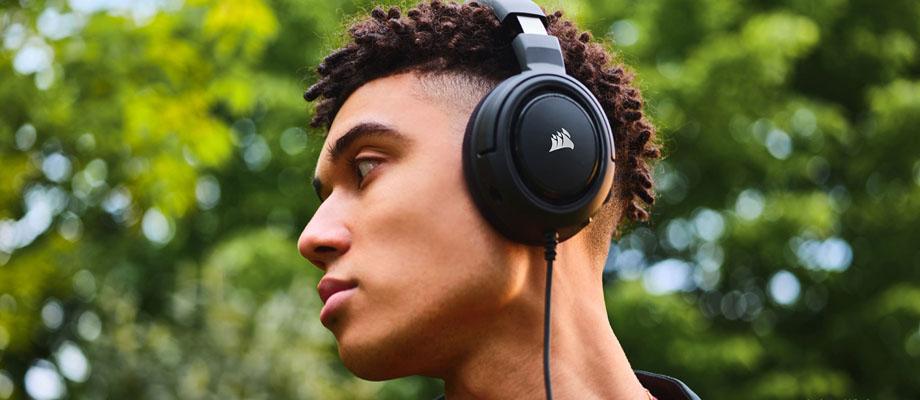 CORSAIR HS35 Headphone  ราคา