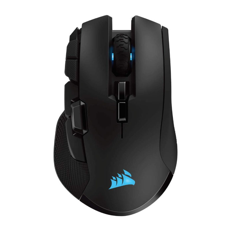 เมาส์ไร้สาย Corsair Ironclaw RGB Wireless Gaming Mouse