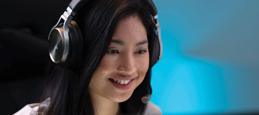 Corsair Virtuoso RGB Wireless Headphone ราคา