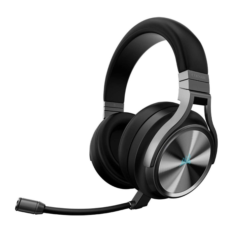 หูฟังไร้สาย Corsair Virtuoso RGB Wireless Headphone
