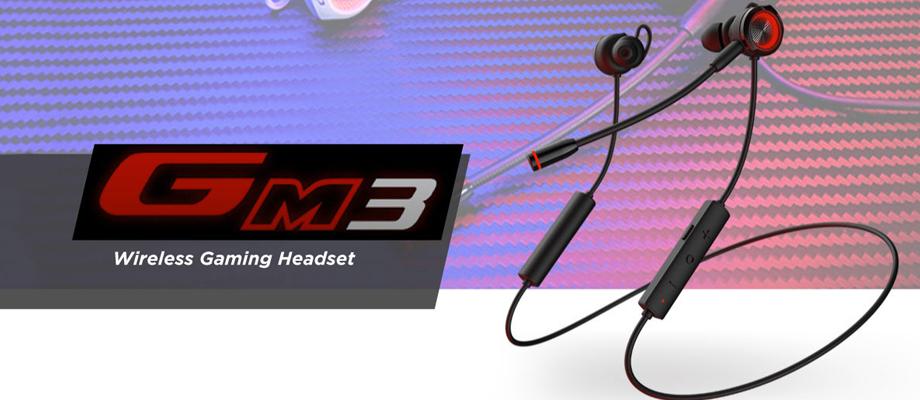 รีวิว หูฟังไร้สาย Edifier GM3 In-Ear