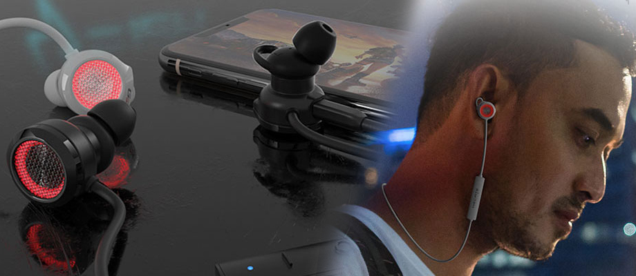 หูฟังไร้สาย Edifier GM3 In-Ear ราคา