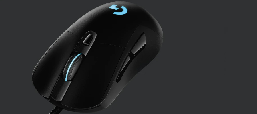 เมาส์ Logitech G403 Hero Gaming Mouse ราคา