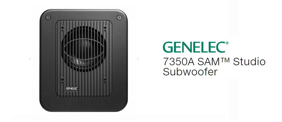 ลำโพง Genelec 7350A Smart Active Subwoofer รีวิว