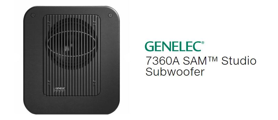 ลำโพง Genelec 7360A Smart Active Subwoofer รีวิว