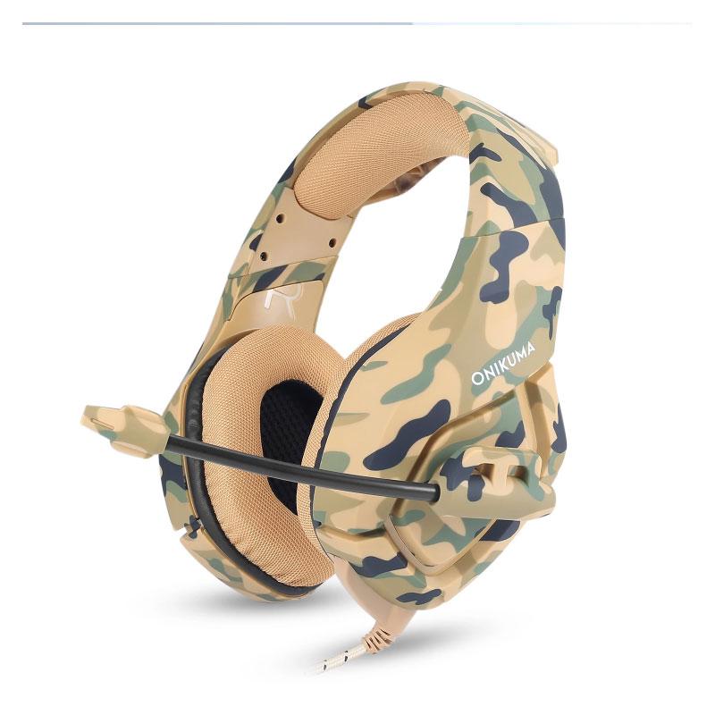 หูฟัง Onikuma K1B Comouflage Headphone