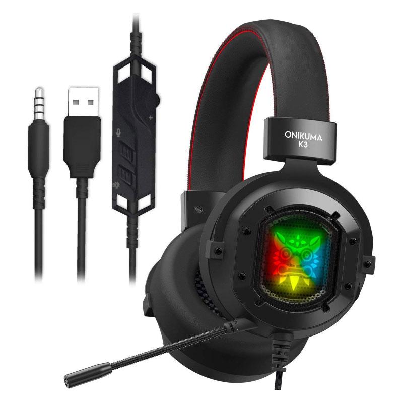 หูฟัง Onikuma K3 Headphone
