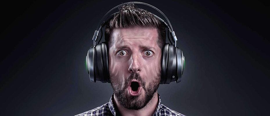 หูฟังเกมมิ่ง Razer Nari Ultimate