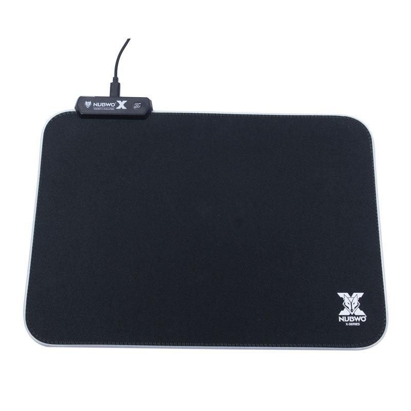 แผ่นรองเมาส์ Nubwo X M-RAAZ X91 Mousepad