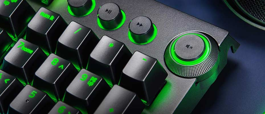 Razer Blackwidow Elite Mechanical Keyboard