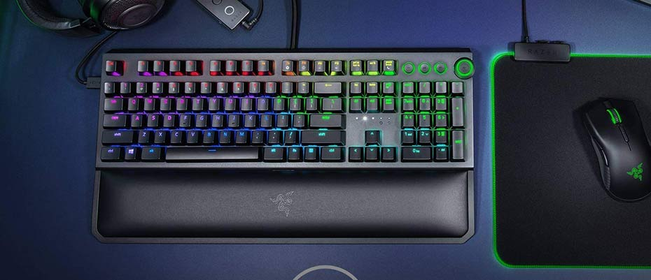 Razer Blackwidow Elite Mechanical Keyboard ราคา