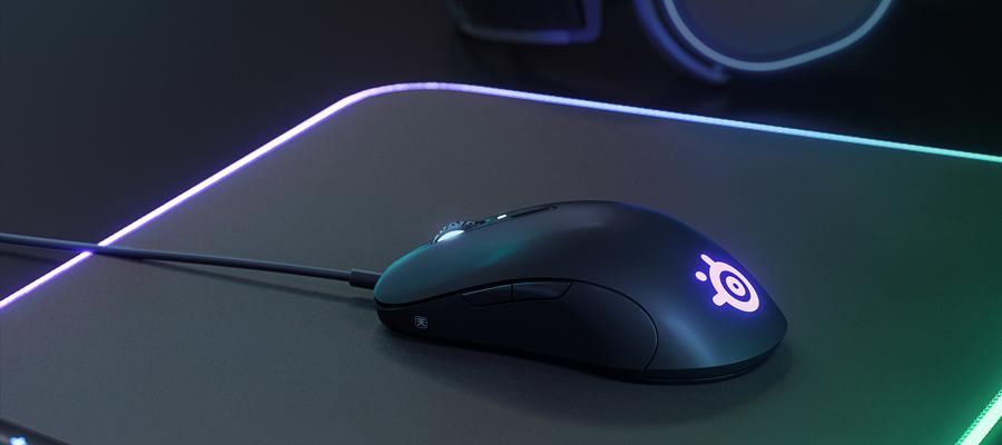 รีวิว เมาส์ SteelSeries Sensei Ten Gaming Mouse ราคา